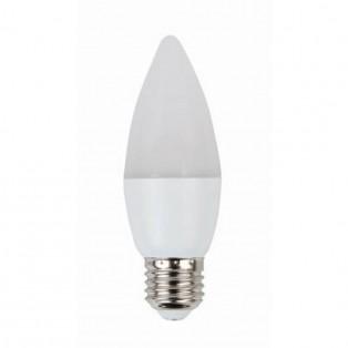 Лампа PLED-SP C37 7Вт*560Лм*220В* Е27*5000K Jazzway