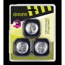 Фонари светильники ФаZа TF2-3хL3-S-bk (3хчерный)