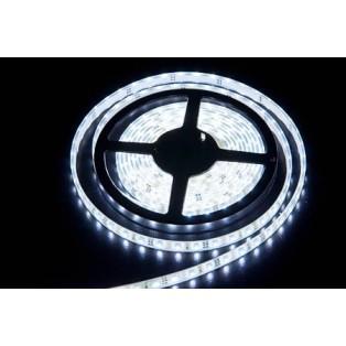 Светодиодная лента LED SMD 3528 4,8 Вт/м 60д/м IP68 W/ХБ