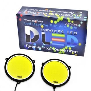 Дневные ходовые огни DRL- 108(гибкие)