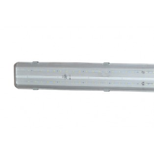 Накладной светильник LC-NSIP-40W 200*1200 IP65 Нейтральный призма