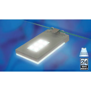 Подсветка светодиодная для стеклянных полок ,БЕЛЫЙ СВЕТ