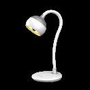 TL-326WS белый-серебро Настольный светодиодный светильник 7Вт 3500/4500/5500К