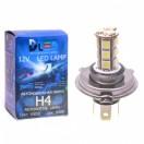 Автомобильная светодиодная лампа Н 4-SMD5050 18Led 4,32Вт 12V