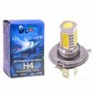 Автомобильная светодиодная лампа Н 4-НР 5Led 7,5Вт 12V