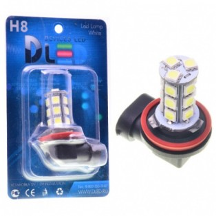 Автомобильная светодиодная лампа Н 8-SMD5050 18Led 4,32Вт 12V