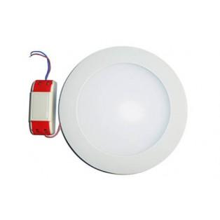 Светильник LED белый круглый 180*180*13 10Вт ТБ