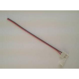 Коннектор LED CN-10мм (5050,провод 15см)