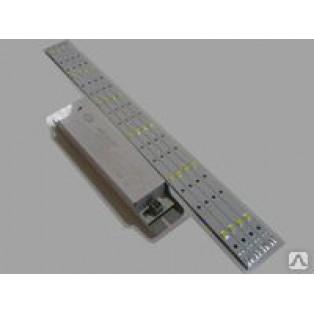 Комплект жестких линеек и драйвер для производства светильника LC-US-40