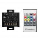 RGB-контроллер LN-RF8B (5/12/24V120/240/576W.ПДУ сенсор 2.4G)