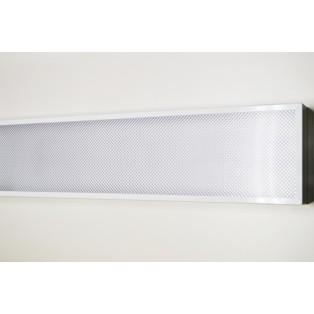 Светодиодный светильник LC-NS-40 ватт 200х1200 Нейтральный Призма