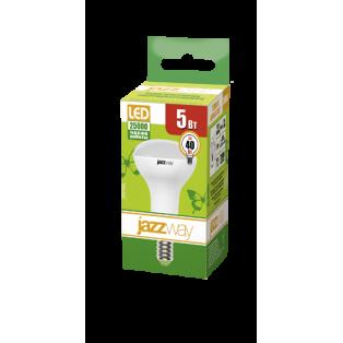 Лампа PLED-ECO-R50 5W E14 3000K 400Lm 230V/50Hz JaZZ