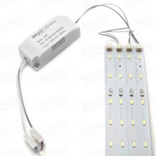 Светодиодная лента LED SMD 3528 4,8 Вт/м 60д/м IP68 W/ТБ