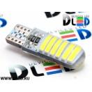 Автолампа светодиодная Т10-W5W- 12 SMD 7020