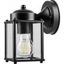 Светильник PL200 садово-парковый 60W, E27 черный