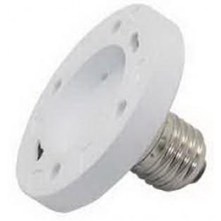 Патрон-переходник для ламп, 230V, Е27-GX53