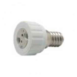 Патрон-переходник для ламп, 230V,E14-MR16 (GU5.3)