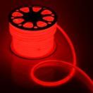 Гибкий неон круглый D 16мм, LED-120-SMD2835 220V КРАСНЫЙ