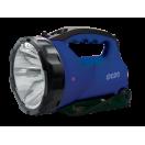 Фонари светильники ФаZа Accu F6-L3W-bu синий
