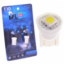 Автомобильная светодиодная лампа Т10-W5W-SMD5050 1Led 0,24Вт 12V